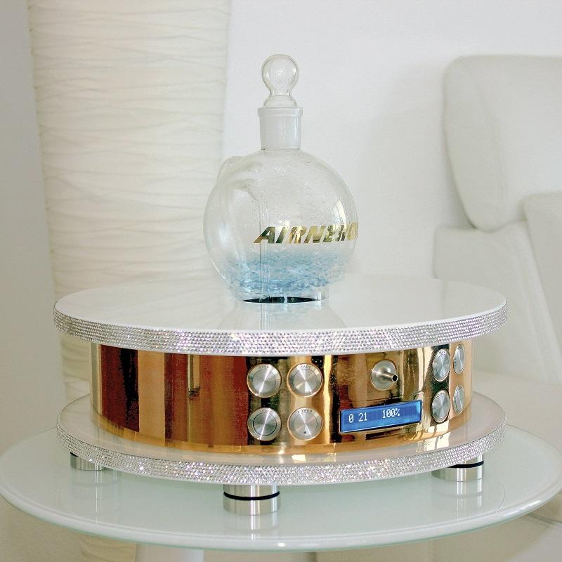 SPIROYAL AvantGarde 24 carat custom design 800x800px