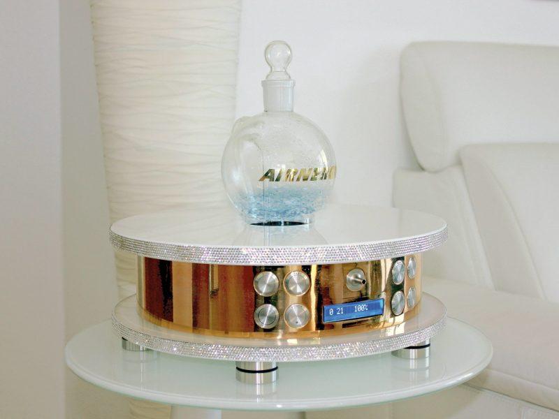 SPIROYAL AvantGarde 24 carat custom made